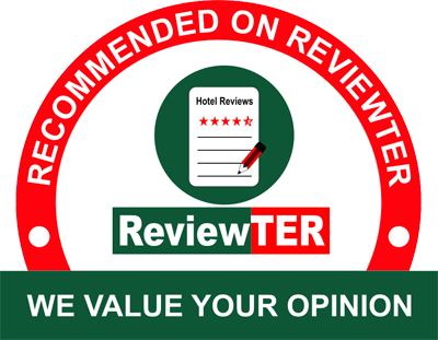 Reviewter Recommended Logo